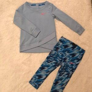 Nike dry-fit outfit